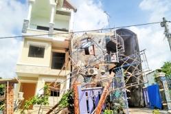 Thi công làm lún, nứt các công trình lân cận: Phải bồi thường thế nào?
