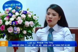 LS Phạm Thị Thu trao đổi về các quy định liên quan đến thủ tục cấp GCNQSDĐ
